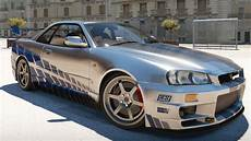 Forza Horizon 2 Fast Furious Cars Brian S Skyline