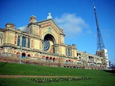 restoration plans for alexandra palace in