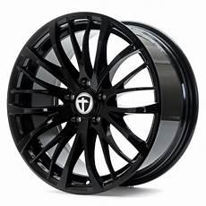 tomason tn7 felgen black painted schwarz in 18 zoll