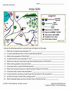 map worksheets 4th grade 11617 map skills worksheet 5 lesson plan for 3rd 5th grade lesson planet