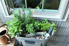 mini garten selber machen miniature garden of herbs less than