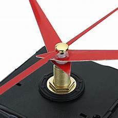 10pcs Triangle Quartz Wall Clock by 10pcs 20mm Shaft Length Diy Triangle Silent