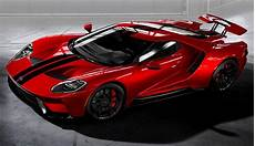 ford gt 2017 2017 ford gt top 10 color combinations from the new ford