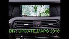 how to update bmw navi 2019