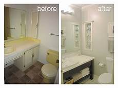 Bathroom Pictures Before And After by Bathroom Remodel Another Big Bite