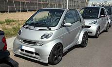 smart fortwo 450 cs tuning