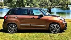 fiat 500l 2018 fahrbericht minivan auf italienisch