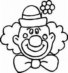 Malvorlagen Clown Bunny Zirkus 16 Ausmalbilder Clowns Malen Clown Basteln Und