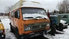 rescuing 4x4 vw lt from lithuania vwlt co uk