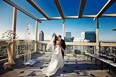 commerce club wedding ceremony atlanta ga atlanta wedding venues rooftop wedding wedding venues