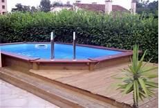 piscine semi enterree tout compris