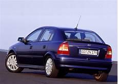 Opel Astra B - opel astra g технически характеристики и разход на гориво