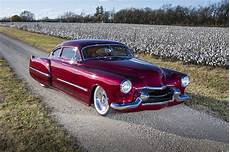 this stunning 1949 cadillac custom is street rodder s 2017 street rod of the year hot rod network