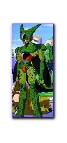 cell transformations dragon ball z