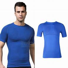 s drying sport t shirts shirt slim fit tops