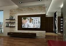 wand hinter fernseher gestalten tv wandpaneel 35 ultra moderne vorschl 228 ge archzine net