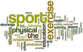 Image result for The Word Physical Education