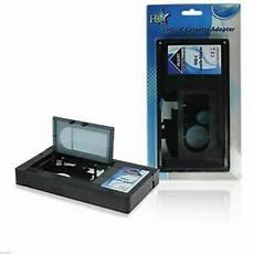 adattatore cassetta adattatore cassetta videocamera vhs c verso