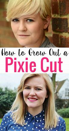 how to grow out a pixie hair cut