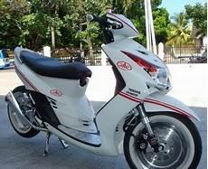 Mio J Modif Stiker by Motor Yamaha Mio J 2014 Spesifikasi Dan Modifikasi