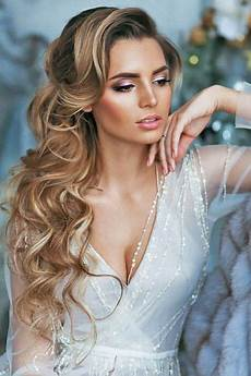 20 best half up and half down wedding hairstyles