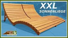 Klappbare Sonnenliege Aus Holz Bauen Gartenm 246 Bel