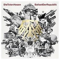 Toten Hosen Album - ballast der republik