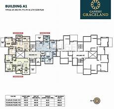 graceland house plans 1090 sq ft 2 bhk 2t apartment for sale in ganesh