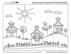 places in the school coloring pages 18035 day and coloring pages and print for free