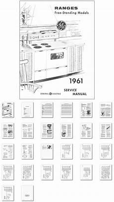 ge range schematic diagram kitchen range library 1961 general electric range oven service manual