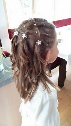Kommunion Frisuren Für Mädchen - erstkommunion frisuren