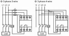 2 phase electrical wiring diagram difference between wiring of 3 phase 3 wire and 3 phase 4 wire elec eng world