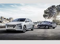 2019 Hyundai Ioniq Hybrid and Plug In Hybrid Updated