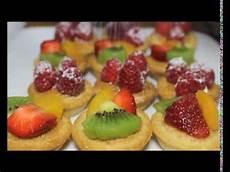 Mini Tartelettes Aux Fruits Le Buffet Gourmand