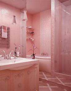 Bathroom Ideas Girly by 37 Pink Bathroom Wall Tiles Ideas And Pictures