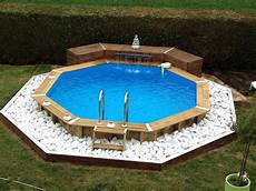 amenagement piscine en bois 201 pique photo de am 233 nagement piscine hors sol bois sur