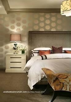 Gambar Desain Wallpaper Dinding Kamar Tidur 1
