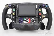 Technical Analysis Mclaren S F1 Steering Wheel