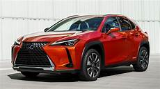 2019 Lexus Ux Hybrid Us Wallpapers And Hd Images Car