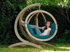fauteuil suspendu avec support fauteuil suspendu 1 place globo chair avec support en