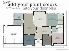 floor plan color scheme house color schemes paint colors for home paint color schemes