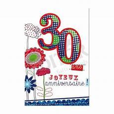 photo 30 ans carte joyeux anniversaire 30 ans cadeau maestro