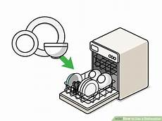 3 Ways To Use A Dishwasher Wikihow