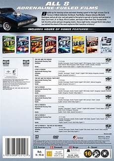 Fast And Furious 1 8 Dvd Dvdoo Dk