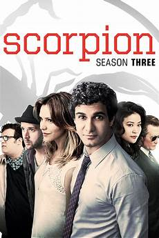 Scorpion Tv Series 2014 2018 Posters The