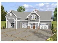 house plans with rv garage rv carriage house 007g 0016 one bedroom two full baths rv