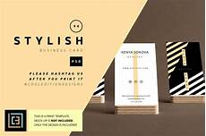 stylish business card 94 business card templates