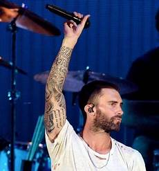 adam levine s 26 tattoos their meanings body art guru
