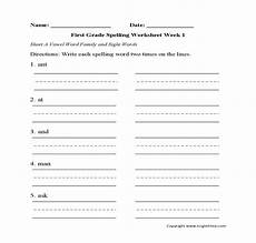 spelling worksheets for grade 1 22683 spelling worksheets grade spelling worksheets
