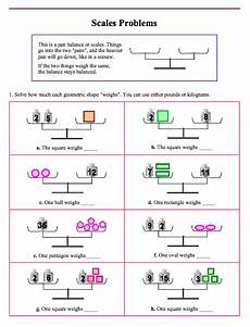 miss b busy bee balance scale equalities and inequalities with images balanced math pan